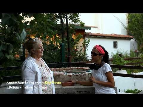 Köy fırını nasıl yapılır? 1.Bölüm Taban Yalıtımı