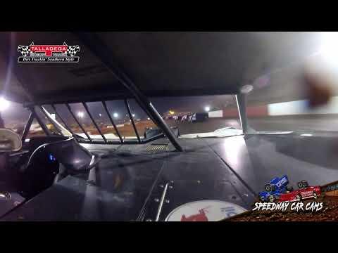 #J8 Jadon Frame - Crate - 4-27-19 Talladega Short Track - In Car Camera 62 views