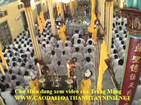 Đại Lễ Hội Yến Diêu Trì Cung Tại Trí Giác Cung  NSUT Lệ Thủy