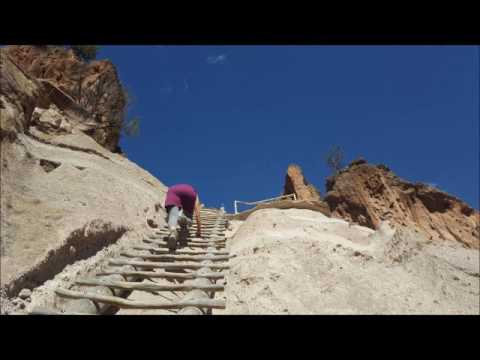 Bandelier National Monument - A look at ancestral puebloan life