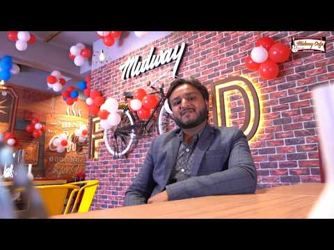 Midway Cafe Franchise Store - Foco Model - Grand Opening in Meerut Uttar Pradesh