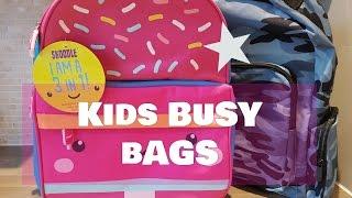 Kids Busy Bags I Herts Mum
