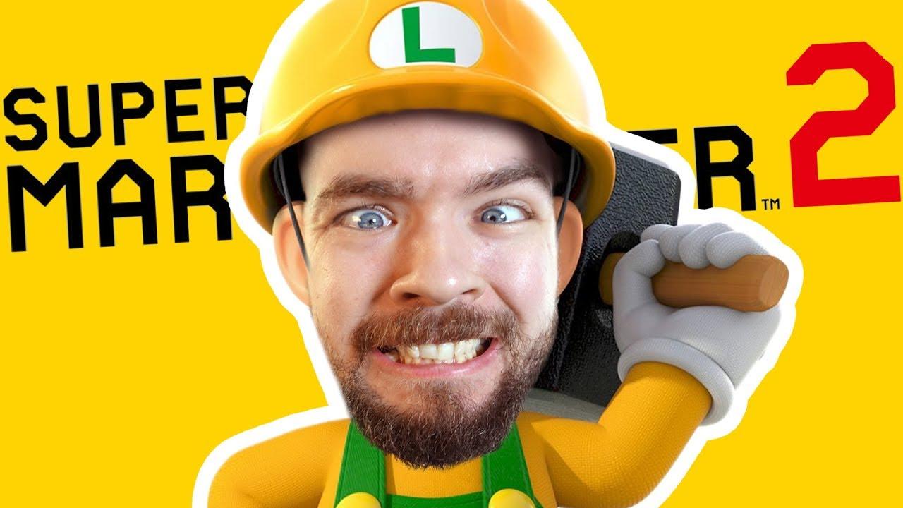 DIESE EBENEN SIND QUALITÄT Super Mario Maker 2 # 5 + video