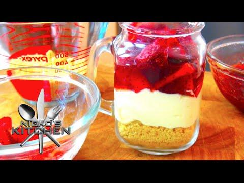 5 Minute Cheesecake - Video Recipe