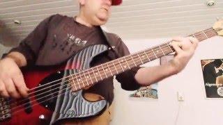 "Alanis Morissette -""Crazy"" basscover"