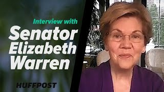Warren Sceptical Of GOP Antitrust Plans