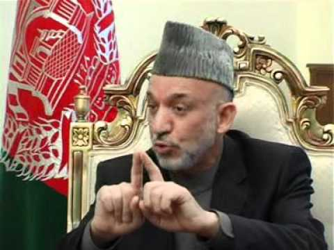 Exclusive Interview of Hamid Karzai