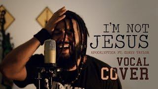Скачать I M NOT JESUS Apocalyptica Ft Corey Taylor Rapa Nui Cover