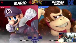 Urban Up-Air #10 - Socks (Mario) vs Flav (Ganondorf/Bowser/Donkey Kong)