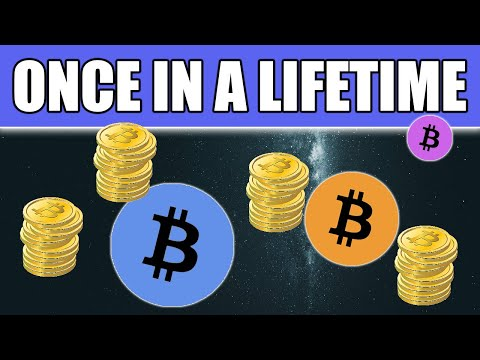 Bitcoin Is Once In Lifetime Opportunity