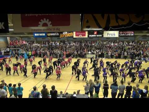 Galla 2012 - Ølgod Efterskole del.8 - DGI Sydvest Gymnastik