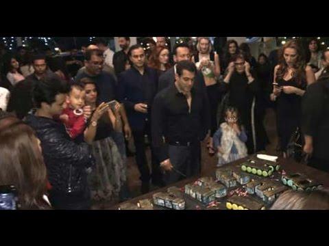 Salman Khan 51st Birthday Celebration | Panvel Farmhouse | Salman Khan Birthday Party 2016