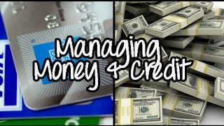 Managing your Money and Credit While in School! Thumbnail