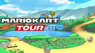 Mario Kart Tour - Part 45: NEW FLOWER TOUR CUPS! | Flower Tour (Android & IOS)