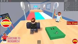(ROBLOX) (Fixed) Escape The Dentist Obby! Neki kao parkur.