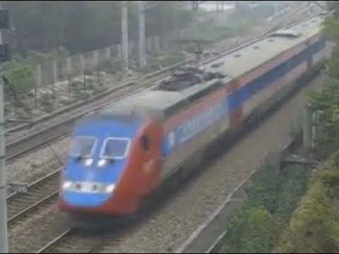 X2000 新時速, China Railway 中國鐵路