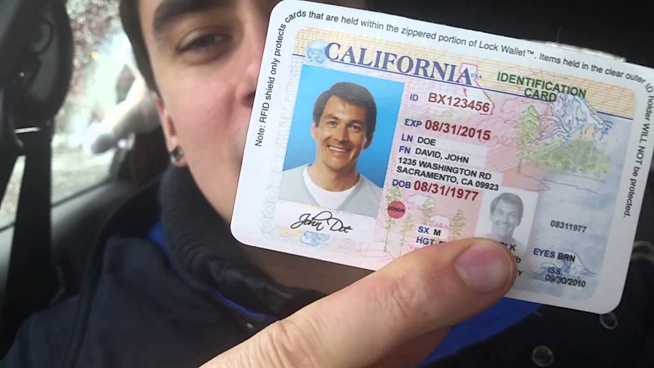 How to get id photo a