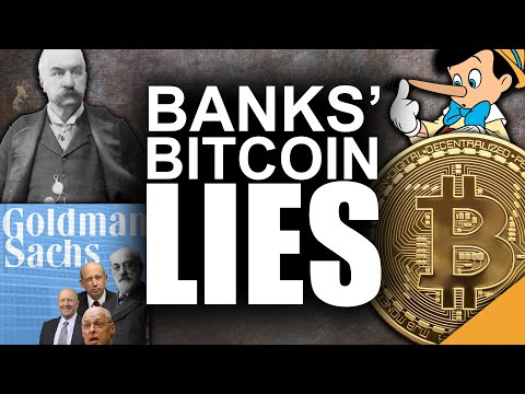 Top Banks Are Lying About Bitcoin (They Are Buying BTC)