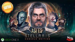 Así es Stellaris: Console Edition para Xbox One |MondoXbox