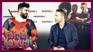 Fatpool vs. Deadpool – Faisal trifft Ryan Reynolds