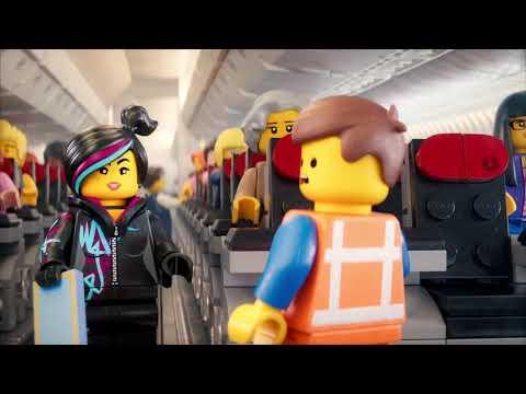 Turkish Airlines LEGO Movie Safety Video