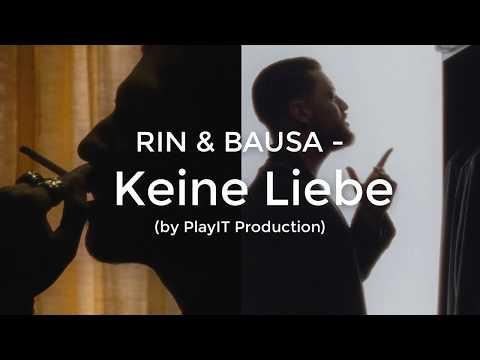 RIN & BAUSA - Keine Liebe (lyrics)