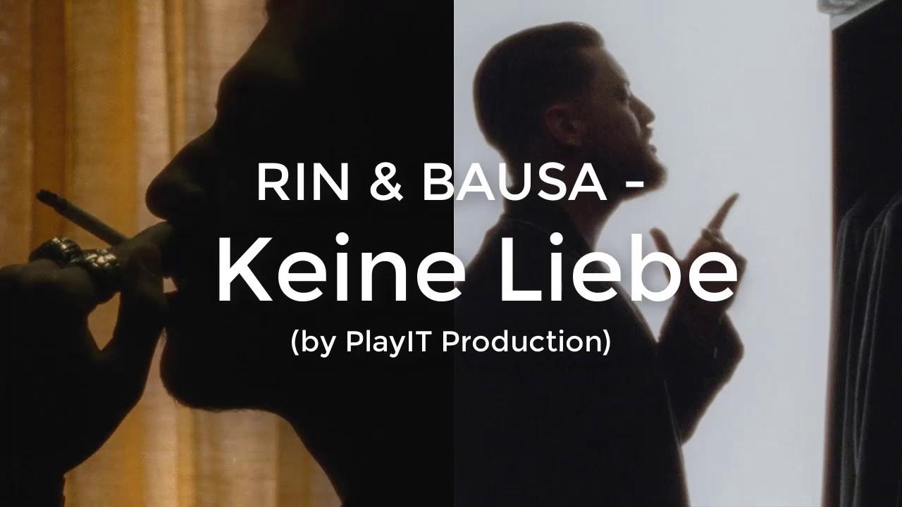 Download RIN & BAUSA - Keine Liebe (lyrics)