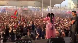 NETTA at the Tel Aviv Gay Pride Parade 2018 - TOY - Eurovision 2018 Winner