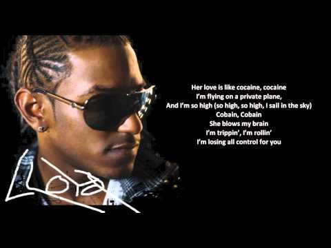 Lloyd - Pusha (ft. Lil Wayne) - Lyrics *HD*