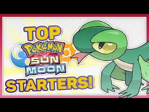 Pokemon Sun And Moon Starters: 10 Best And Worst