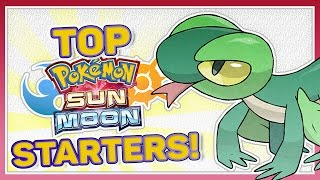 Pokemon Sun And Moon Starters: 10 Best And Worst