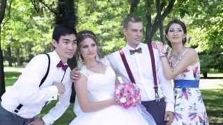 Свадебное видео в Алматы. Свадебный фильм. Максим и Лидия 4 июля(, 2015-09-09T06:54:16.000Z)