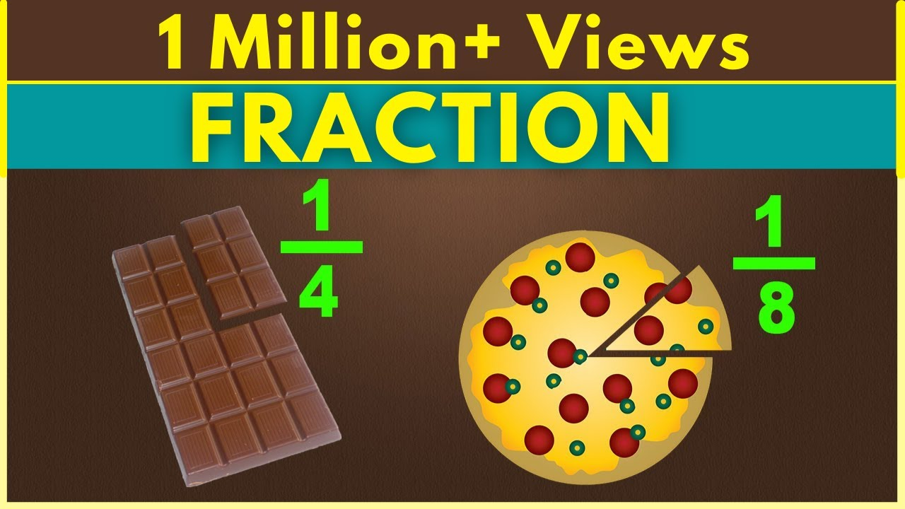 what is fraction introduction to fractions math letstute