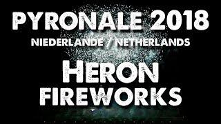 Pyronale 2018 Heron Fireworks - Niederlande / Netherlands  - Gewinner / Winner / Sieger [ 4K ]