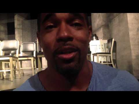 Fun interview with Jason George