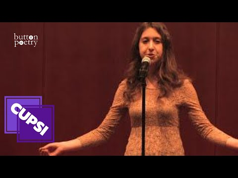 "Lily Myers - ""Shrinking Women"" (CUPSI 2013)"