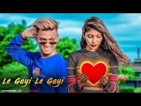 Le Gayi Le Gayi | SR | Dil To Pagal Hai | Cute Love Story | Latest Hindi Song 2019 | SR Brothers