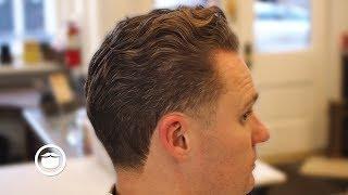 Baixar Timeless Barbershop Style Haircut | Collins & Co. Barber Shop