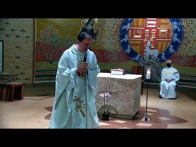 Santa Missa em Devoção a Santa Rita- 22/07/2021