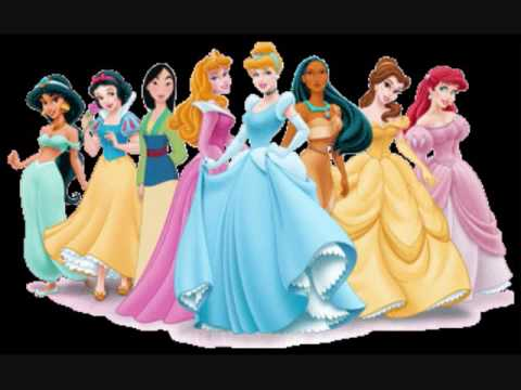 The 8 Princesses: Story 1 - YouTube