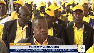 Ttabamiruka Wa NRM Atandise, Ababaka Bakiwagi Bakkiriziddwa Mu Lukiiko Olufuzi Olw'ekibiina