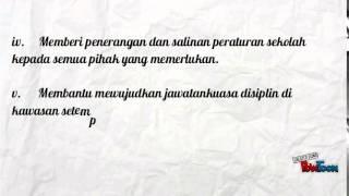 DASAR SEKOLAH SELAMAT BY AIMAN MAHARI
