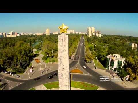 Odessa city view