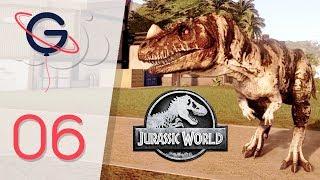 JURASSIC WORLD EVOLUTION FR #6 : Un max de dinos sur Isla Muerta !
