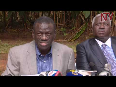 Besigye calls for commission of inquiry into Apaa land dispute