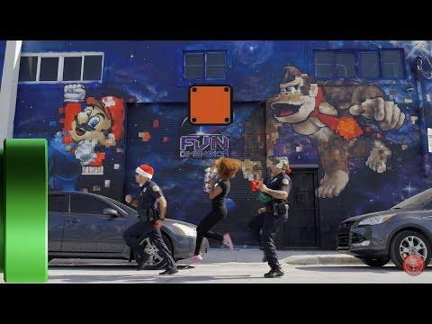 Miami Police Christmas Video
