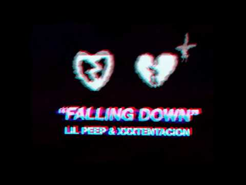 LiL PEEP & XXXTENTACION - Falling Down (prod. Fish Narc)