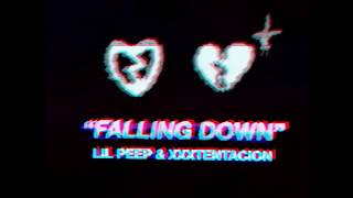 LiL PEEP \u0026 XXXTENTACION - Falling Down