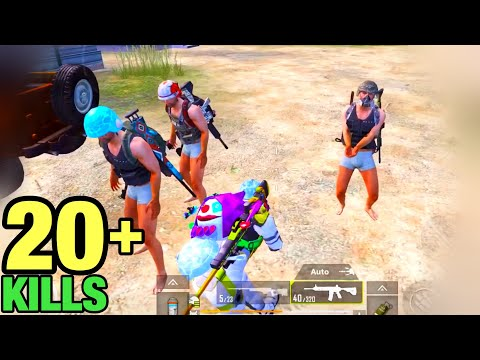 TEAMING UP WITH 3 BIG FANS   ACE Tier SOLO Vs SQUAD   PUBG MOBILE