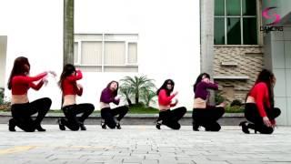HEY BOY   ĐÔNG NHI   DANCE COVER thumbnail